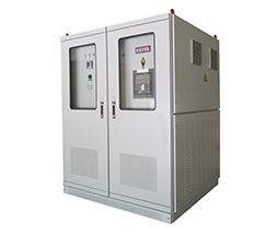 Capacitor Bank (for power-factor correction)